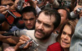 Cancillería pide por segunda ocasión extradición de Carlos Ahumada desde Argentina