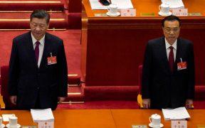 China fija objetivo de crecimiento económico y endurece control a Hong Kong