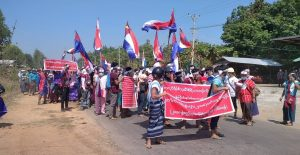 Policía de Birmania abre fuego contra manifestantes previo a reunión de la ONU