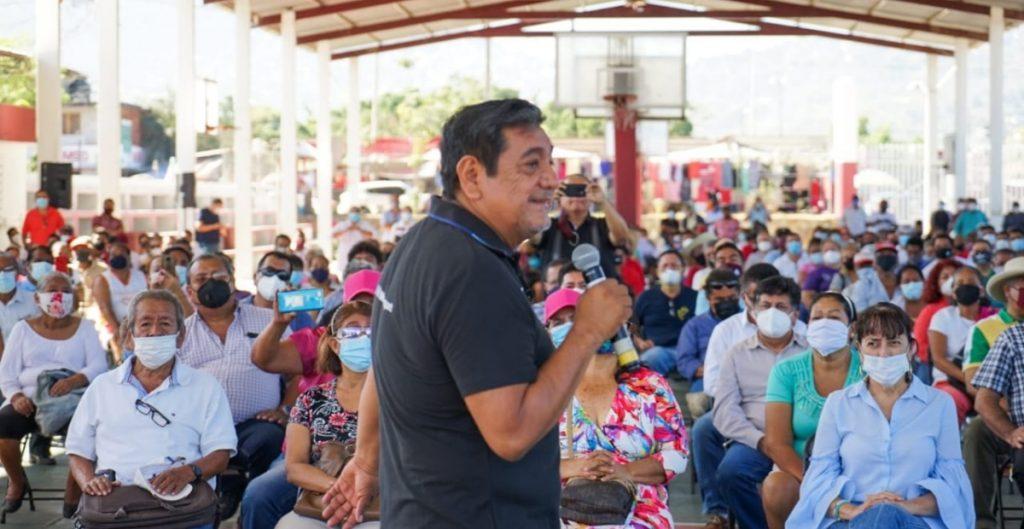 Sin Félix Salgado, Morena arranca campaña para la gubernatura de Guerrero