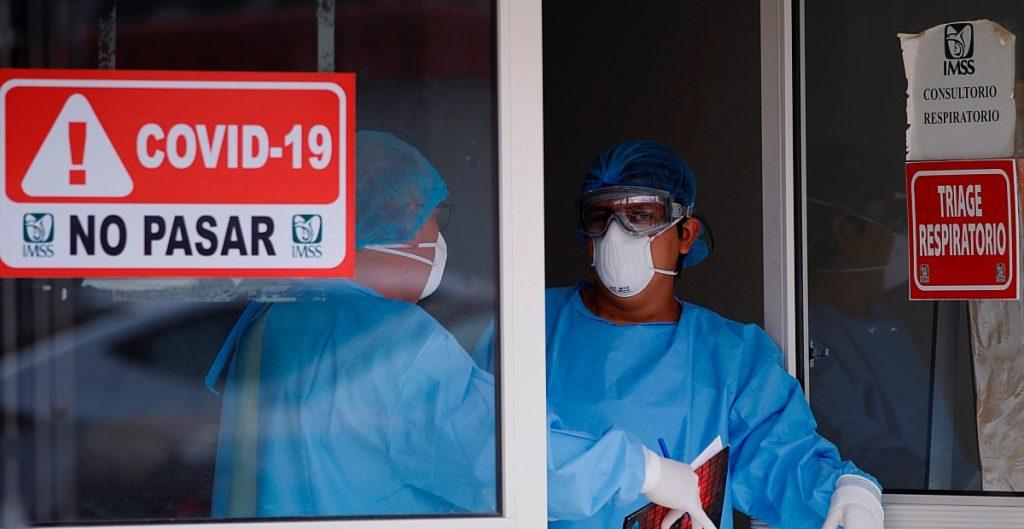 Alcanza México los 2 millones 119 mil contagios de Covid-19
