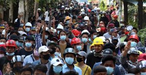 birmania-protestas-efe