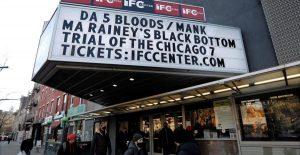 Reabren cines de Nueva York; salas tendrán menos de 50 personas