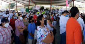 Campañas en Guerrero, sin respetar aforo máximo permitido por Covid-19