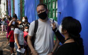 México alcanza los 2 millones 128 mil casos confirmados de Covid-19; suman 190 mil 604 muertes