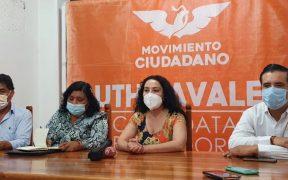 Firman acuerdo por la no violencia contra mujeres, aspirantes en Guerrero