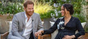 El príncipe Harry dijo a Oprah que su padre no le contesta las llamadas