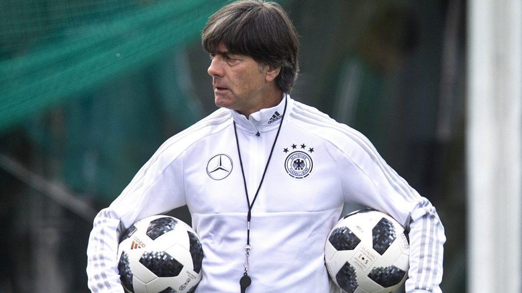 Löw dejará a Alemania tras la Eurocopa. Foto: AP