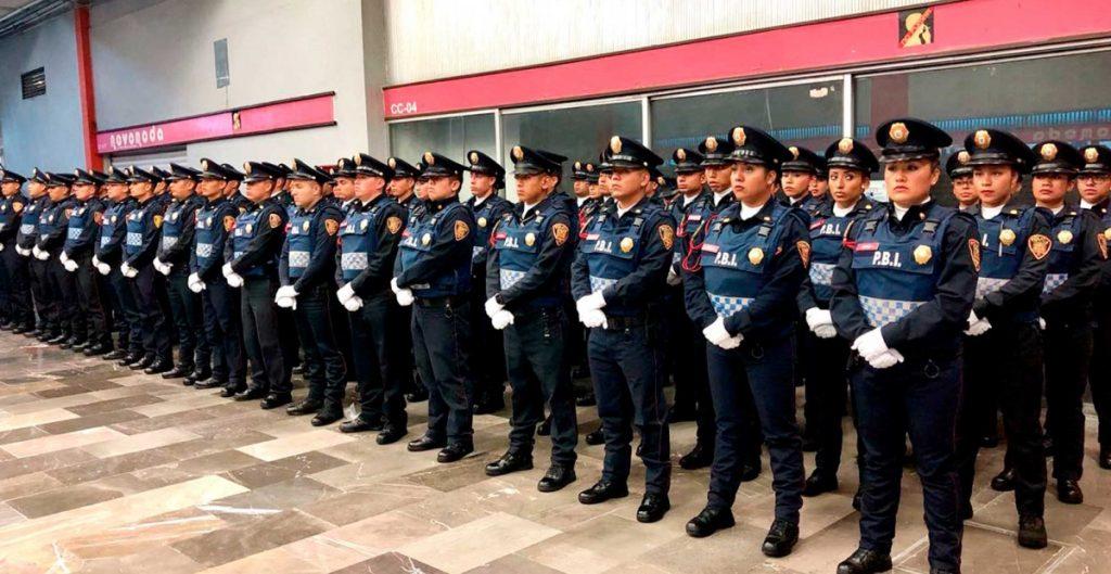 """Jefe policiaco, destituido desde el viernes por """"investigación interna""""; hoy se hace oficial por agresión en el Metro: SSC"""