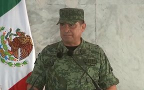 Luis Crescencio Sandoval, titular de Sedena, da negativo a Covid-19