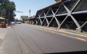 Transportistas levantan bloqueos en la CDMX; Semovi descarta aumento en el pasaje