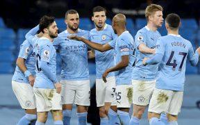 El Manchester City recuperó el paso ganador con una goleada al Southampton. Foto: EFE