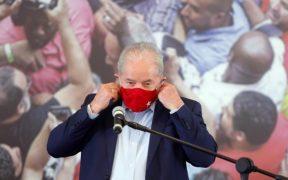 """Lula pide no acatar """"ninguna decisión imbécil"""" de Bolsonaro sobre la pandemia"""