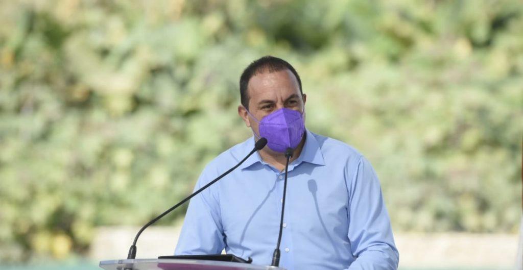 Denuncian ante fiscalía de Morelos al gobernador Cuauhtémoc Blanco por enriquecimiento ilícito