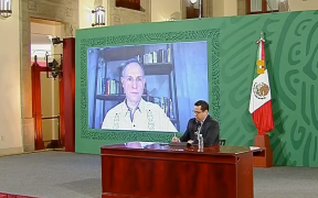 López-Gatell reaparece e informa que dio positivo en una nueva prueba de Covid-19