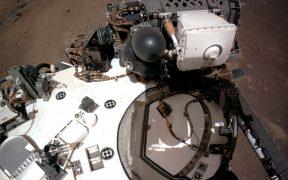 NASA difunde primer audio de impactos de láser en Marte