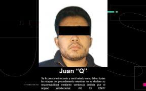 Vinculan a proceso a sobrino de Caro Quintero por homicidio