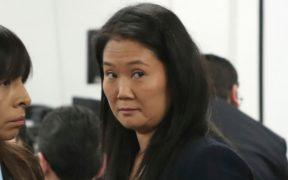 Keiko Fujimori, a un paso de alcanzar una segunda vuelta en elecciones de Perú