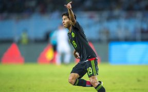Diego Lainez no jugará el torneo Preolímpico con México. Foto: @miseleccionmx