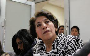"""Delfina Gómez anuncia """"reducción de personal"""" a menos de un mes de tomar la titularidad de la SEP"""