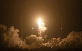 China lanza con éxito el cohete Long March 7A tras un intento fallido