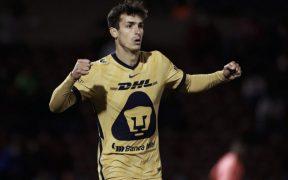 Dinenno marcó su segundo gol del torneo. Foto: Mexsport