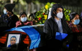 Comienzan funerales de migrantes guatemaltecos asesinados en Tamaulipas