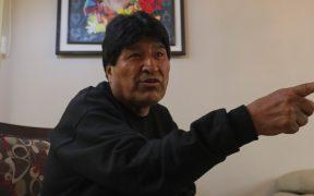 Evo Morales pide castigo a los autores del golpe de Estado en su contra