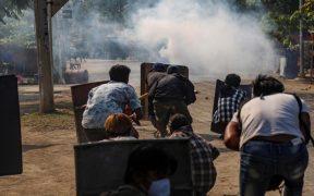 Junta de Birmania ataca ciudad occidental que resistió el golpe de Estado