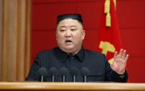 """Corea del Norte enfrenta la """"peor situación de su historia"""", afirma Kim Jong Un"""