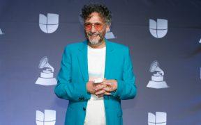Fito Paez y Natalia Lafourcade, ganadores latinos en los Premios Grammy