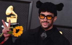 Bad Bunny se lleva su primer Grammy