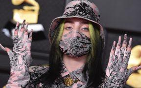 Billie Eilish se corona con la mejor grabación del año en los Grammy