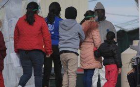 Niños migrantes en EU aumentan en 31% en la última semana