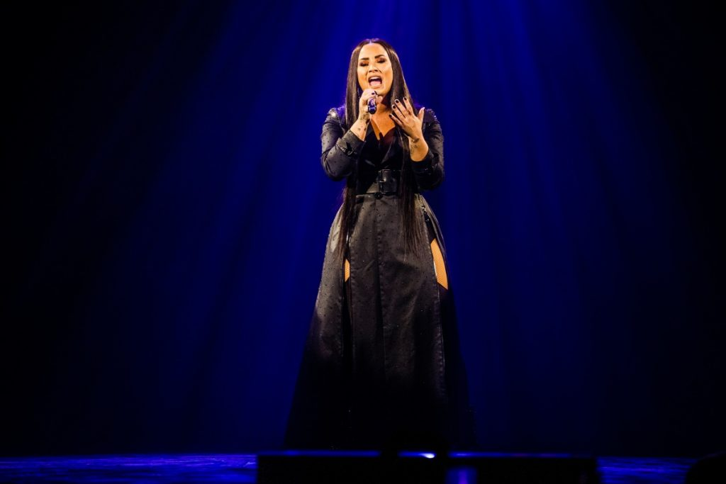 Demi Lovato presentará Bailando con el diablo