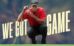 Tiger Woods reaparece en los videojuegos. Foto: @pushsquare