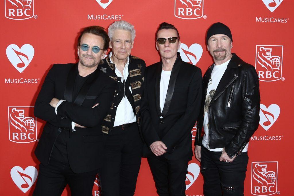 U2 lanza The Virtual Road en YouTube, la retransmisión de cuatro conciertos