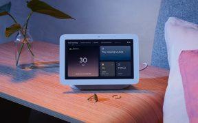 Google lanza un Nest Hub que monitorea el sueño del usuario