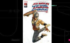 Marvel presenta a un nuevo Capitán América gay