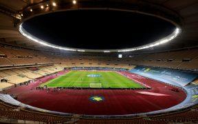 El Estadio de La Cartuja de Sevilla será el primero en admitir aficionados en España. Foto: Reuters