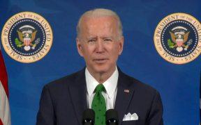 """Putin """"pagará"""" por su interferencia en las elecciones de 2020: Biden"""