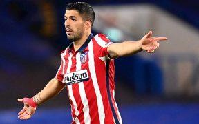 Luis Suárez se fue en blanco ante Chelsea. Foto: EFE
