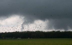 """""""Brote de tornados"""" avanza en el sur de Estados Unidos"""