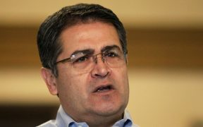 EU pide cadena perpetua para hermano del presidente de Honduras