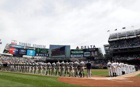 Los aficionados volverán al Yankee Stadium desde el día inaugural. Foto: EFE
