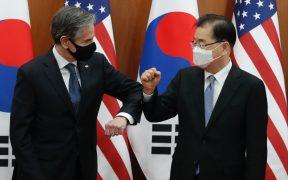 EU pide a China que convenza a Corea del Norte de abandonar su programa nuclear