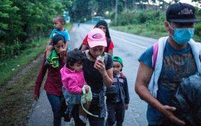 Más de 14 mil menores migrantes están actualmente bajo la custodia del gobierno en EU