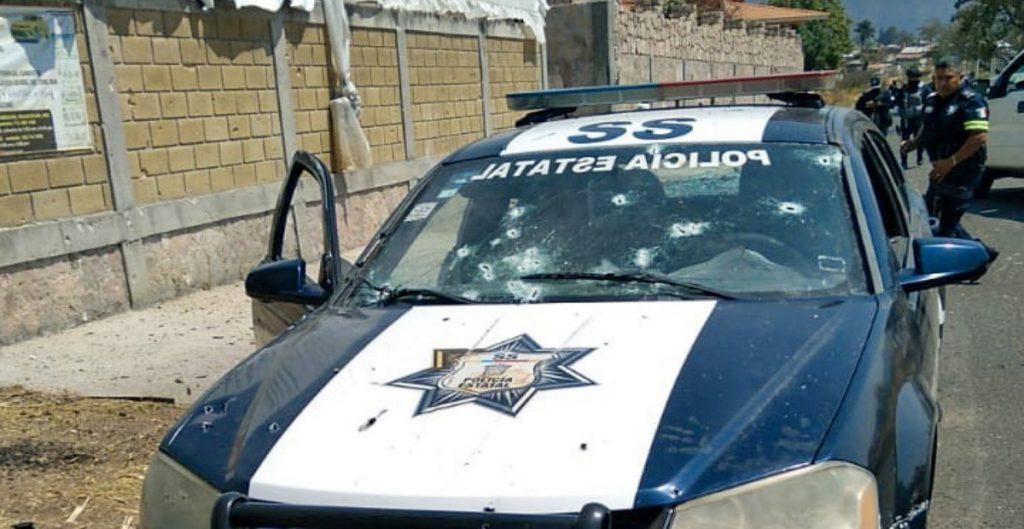 Suman 13 a agentes muertos tras emboscada en Coatepec de Harinas: Fiscalía de Edomex