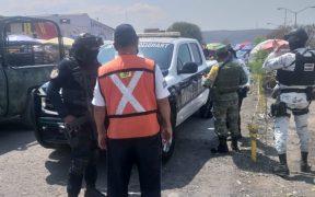 Guardia Nacional y Policía Estatal asumen seguridad en Iguala, Guerrero
