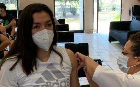 Vacunan al menos a ocho atletas sin que hayan amarrado plaza olímpica; contradicen instrucción de AMLO